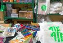 Entrega de kits escolares para el ciclo lectivo 2020