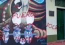 Cuarto ataque contra mural de ATE Corrientes en homenaje a mujeres víctimas de la dictadura