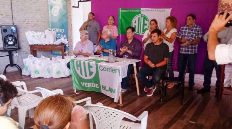 Mejoras salariales para agentes municipales de Esquina y Bella Vista