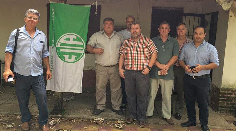ATE Corrientes avanza en acuerdo de mejoras laborales para trabajadores del Ente Regulador del Agua