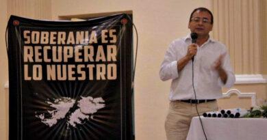 Homenaje a Orlando Gustavo Pascua