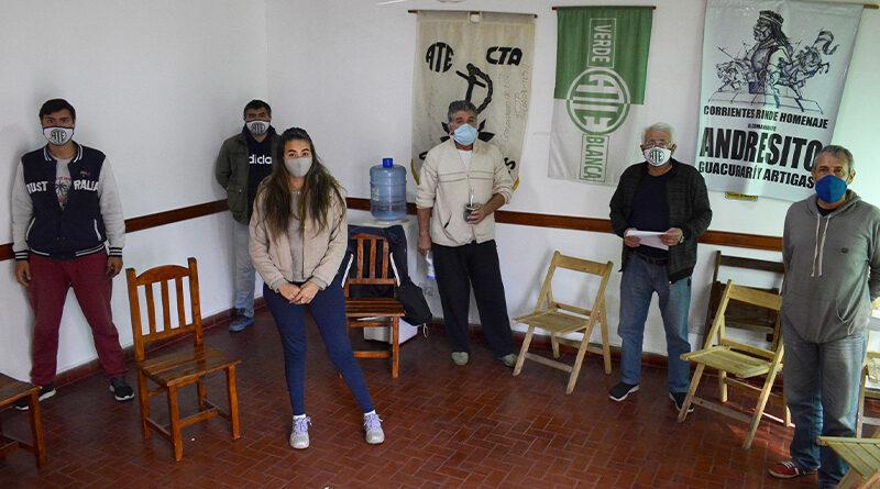 ATE Corrientes pide cierre preventivo de organismos públicos provinciales por casos positivos de Covid-19