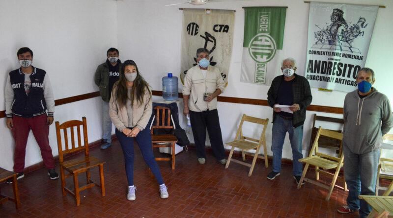 Agentes de IOSCOR solicitan elementos de bioseguridad, denuncian descuentos y sanciones ilegales