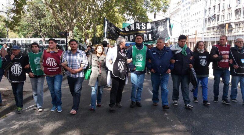 Logro histórico en Senasa impulsado desde ATE Corrientes