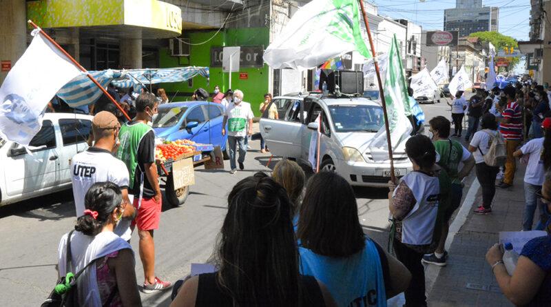 ATE Corrientes exige reincorporación de trabajadores/as esenciales despedidos por Salud Pública