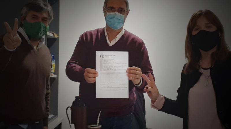 ATE Corrientes despide al compañero, amigo y afiliado Dr. Néstor Ayala