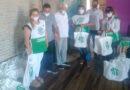 ATE entregó kits gratuitos de útiles escolares en Esquina