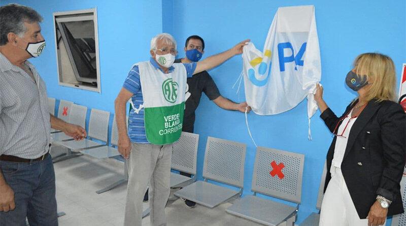 Ate Corrientes rindió homenaje al Dr. Néstor Ayala