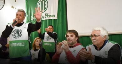Goya: salario de municipales bajo de la indigencia y el Ioscor no funciona
