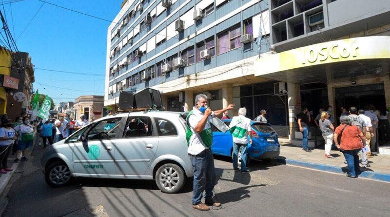 Contagios de Covid-19 en IOSCOR: ATE Corrientes exige se respeten protocolos