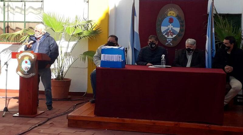 ATE Corrientes logró pase a planta permanente de 70 trabajadores municipales en Esquina